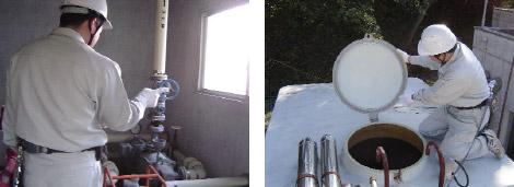 簡易専用水道に係る施設及びその管理状況に関する検査